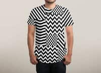 Dazzle - mens-sublimated-tee - small view