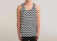 Dazzle - sublimated-tank - small view