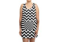 Dazzle - womens-sublimated-tank-dress - small view