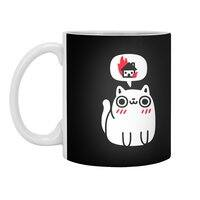 Dreaming Of Destruction - white-mug - small view