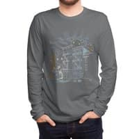 Destroy NYC - mens-long-sleeve-tee - small view