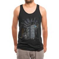 Destroy NYC - mens-triblend-tank - small view