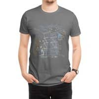 Destroy NYC - mens-regular-tee - small view