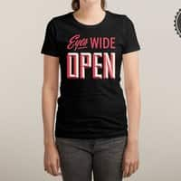 Wide Open - small view