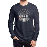 Reconnect - mens-long-sleeve-tee - small view