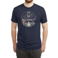 Reconnect - mens-triblend-tee - small view