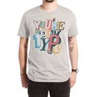 Not my type - mens-extra-soft-tee - small view