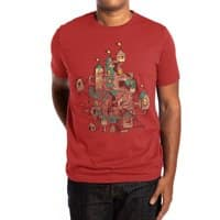 Invisible City - mens-extra-soft-tee - small view