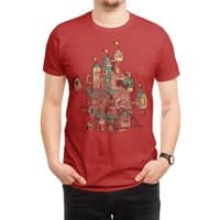 Invisible City - mens-regular-tee - small view