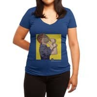 On LV-426 - womens-deep-v-neck - small view