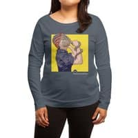 On LV-426 - womens-long-sleeve-terry-scoop - small view