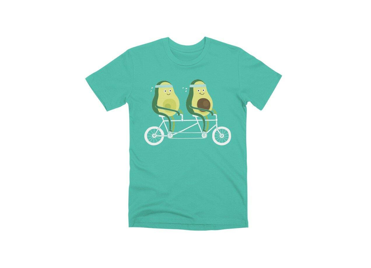 97462716 AvoCardio by mogumogu | Men's T-Shirt Threadless