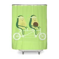 AvoCardio - shower-curtain - small view