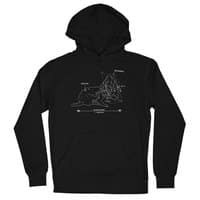 Blackhole of Shame - unisex-lightweight-pullover-hoody - small view