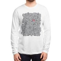 the Pink Pachyderm - mens-long-sleeve-tee - small view