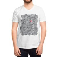 the Pink Pachyderm - vneck - small view