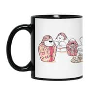 Nesting Dolls - black-mug - small view