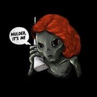 Mulder, It's me! - small view