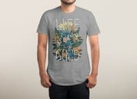 Life is Damn Good - mens-triblend-tee - small view