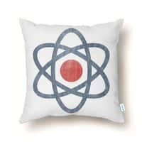 Springfield Isotopes - throw-pillow - small view