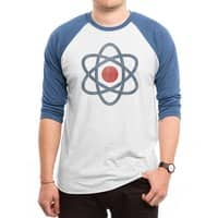 Springfield Isotopes - triblend-34-sleeve-raglan-tee - small view