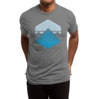 Everest - mens-triblend-tee - small view