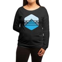 Everest - womens-long-sleeve-terry-scoop - small view