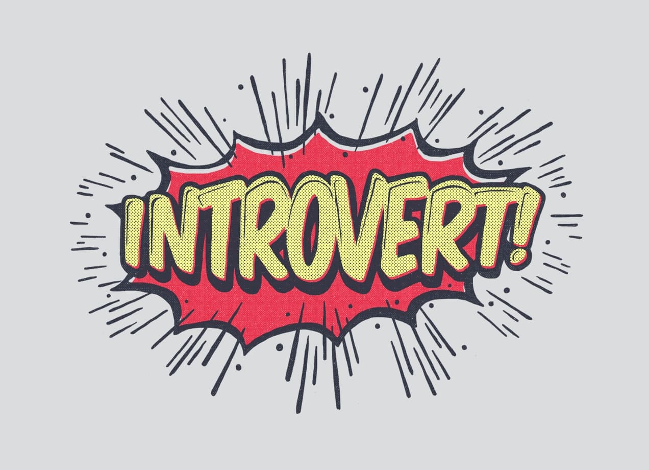 Introvert By Nicholas Ginty Threadless