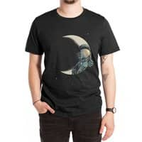 Crescent moon - mens-extra-soft-tee - small view
