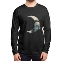 Crescent moon - mens-long-sleeve-tee - small view