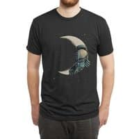 Crescent moon - mens-triblend-tee - small view