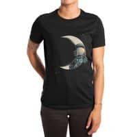 Crescent moon - womens-extra-soft-tee - small view