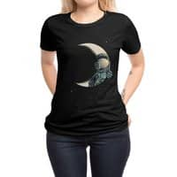 Crescent moon - womens-regular-tee - small view