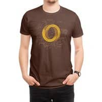 One Impossible Ring - mens-regular-tee - small view