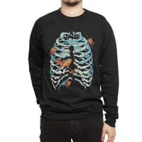 Fish Bone - crew-sweatshirt - small view