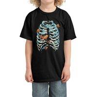 Fish Bone - kids-tee - small view