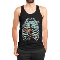Fish Bone - mens-jersey-tank - small view