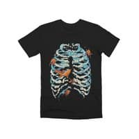 Fish Bone - mens-premium-tee - small view