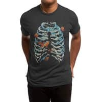 Fish Bone - mens-triblend-tee - small view