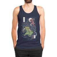 FEUDAL SPIDER WARRIOR UKIYO - mens-jersey-tank - small view