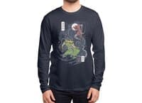 FEUDAL SPIDER WARRIOR UKIYO - mens-long-sleeve-tee - small view