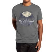Full Moon - mens-extra-soft-tee - small view