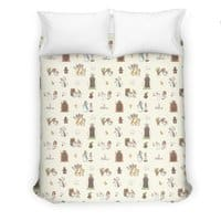 The Holy Grail Pattern - duvet-cover - small view