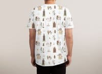 The Holy Grail Pattern - mens-sublimated-tee - small view