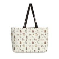 The Holy Grail Pattern - weekender-tote - small view