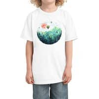 Roundscape - kids-tee - small view