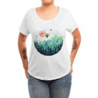 Roundscape - womens-dolman - small view