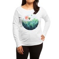 Roundscape - womens-long-sleeve-terry-scoop - small view