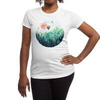 Roundscape - womens-regular-tee - small view
