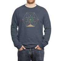 Isotropics - crew-sweatshirt - small view